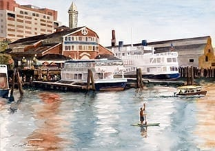seattle-watercolor-paintings