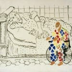 Matisse Revisits His Sketch