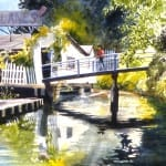 Reflections At The Seaplane Base